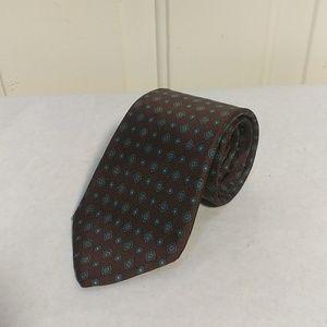 Geoffrey Beene silk men's neck tie